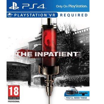 Игра за конзола The Inpatient VR, за PS4 image
