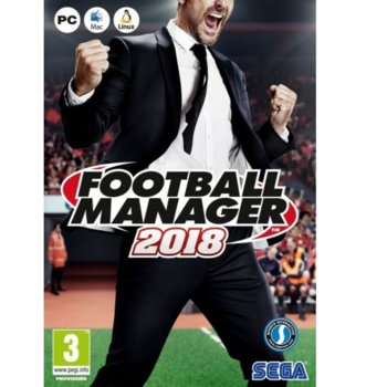 Football Manager 2018, PC product