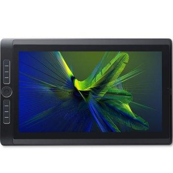 "Графичен таблет Wacom MobileStudio Pro 16 (черен)(DTH-W1620M-EU), 15.6""(39.6 cm) Ultra HD Multi-Touch LED Display, 256GB SSD, 8GB RAM image"