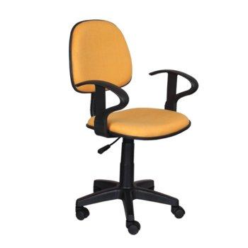 Детски стол Carmen 6012, жълт image