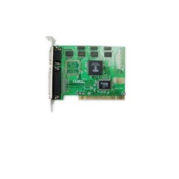 Kонтролер Estillo PCI 4S, PCI към 4x Serial port(DB-9)(м) + Parallel, Драйвер CD image