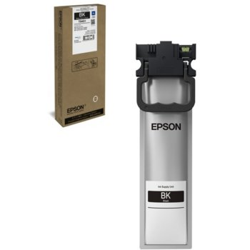 Мастило за Epson DURABrite™ Ultra, T9454, Singlepack - Black - 64.6ml image