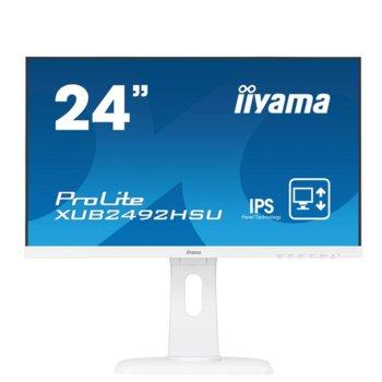 Iiyama Prolite XUB2492HSU-W1 product