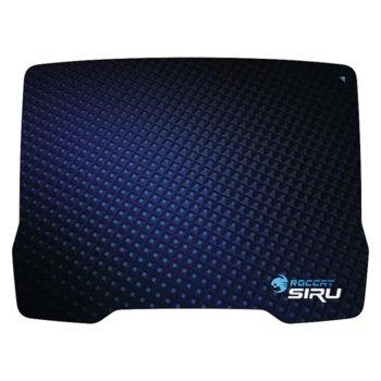 Подложка за мишка Roccat Siru Cryptic Blue, гейминг, синя, 340 х 250 x 0.45 mm image