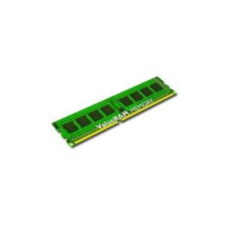 Памет 4GB DDR3 1600MHz, Kingston ValueRAM (KVR16N11S8/4), 1.5V image