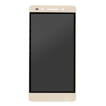Huawei Honor 7 LCD with touch Gold Original product