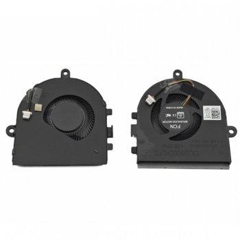 Вентилатор за Dell Vostro 3480, Latitude 3490, Inspiron 3480, 3481, 5493, 4pin, 5V - 0.5A image