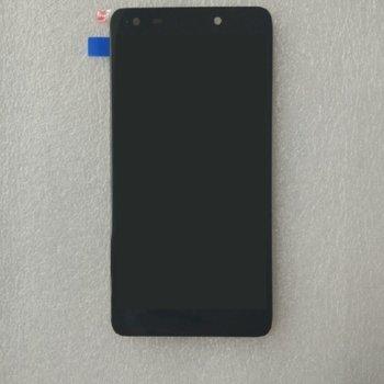 Дисплей за Alcatel Idol 5S 6060 6060C LCD с тъч, черен image