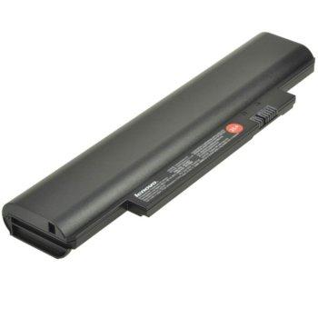 Батерия (оригинална) за лаптоп Lenovo, съвместима с модели ThinkPad X121e X130e X131e X140e, 6-cell, 10.8V, 5800mAh image