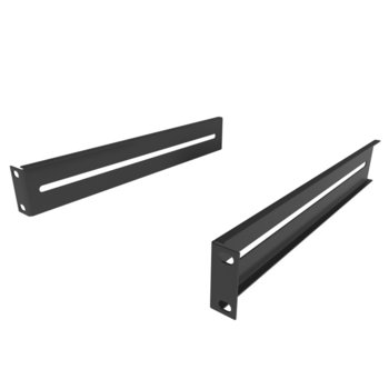 "Supporting bracket long for 19"" shelf image"