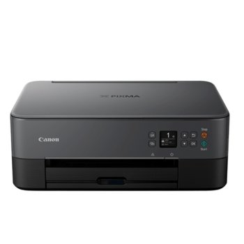 Мултифункционално мастиленоструйно устройство Canon PIXMA TS5350 (3773C006AA), цветен принтер/копир/скенер, 4800 x 1200 dpi, 29 стр./мин, USB, Wi-Fi, Bluetooth image