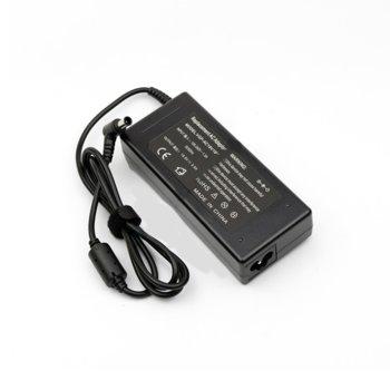 Захранване (заместител) за лаптопи Sony Vaio 19.5V/3.9A/76W, жак 6.5x1.4x4x4мм image