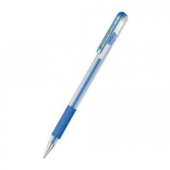 Ролер Pentel Hybrid METAL K118M, дебелина на писане 0.8mm, цвят на писане син image
