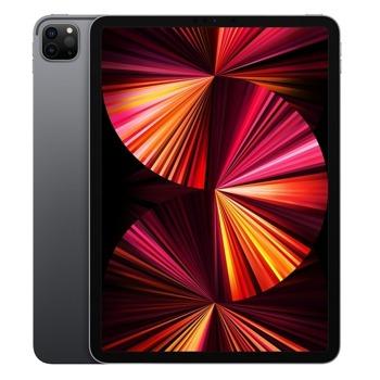"""Таблет Apple iPad Pro Wi-Fi (MHQU3HC/A)(сив), 11"""" (27.94 cm) Liquid Retina дисплей, осемядрен Apple A12Z Bionic, 8GB RAM, 256GB Flash памет, 12.0 + 10.0 MPix & 12.0 MPix камера, iPad OS, 466g image"""