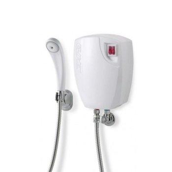 Електрически бойлер Юнга EM031 6KW, 6 л, проточен, 6.5 kW, циркониево покритие, 21.5 x 31.0 x 11.5 cm image