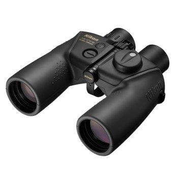 Бинокъл Nikon Marine CF WP Glabal Compass, 7x50 оптично увеличение, черен image