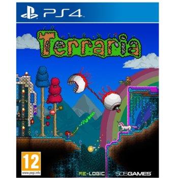 Игра за конзола Terraria, за PS4 image