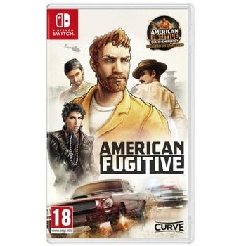 Игра за конзола American Fugitive: State Of Emergency, за Nintendo Switch image