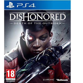 Игра за конзола Dishonored: Death of the Outsider, за PS4 image