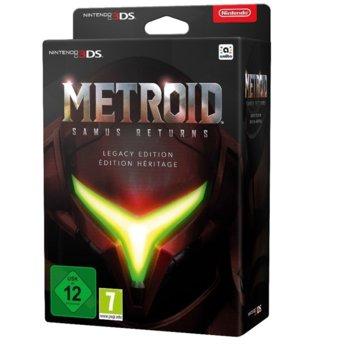 Metroid: Samus Returns Legacy Edition product
