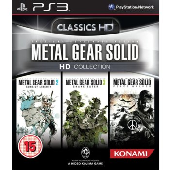Metal Gear Solid: HD Collection product