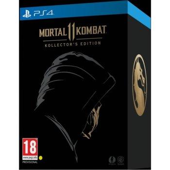 Игра за конзола Mortal Kombat 11 - Kollector's Edition, за PS4 image