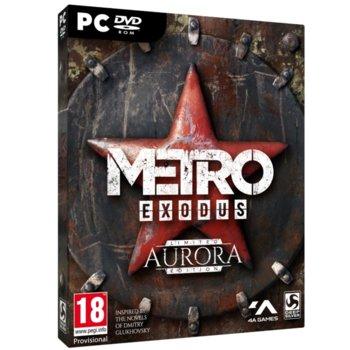 Metro: Exodus - Aurora Limited Edition (PC) product