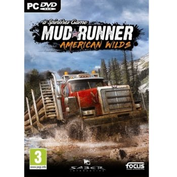 Игра Spintires Mudrunner - American wilds Edition, за PC image