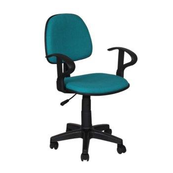 Детски стол Carmen 6012, аква-син image