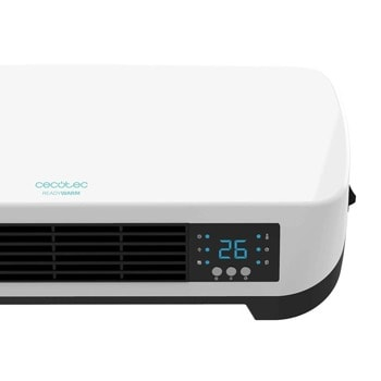 Вентилаторна печка Cecotec Ready Warm 5200 Box Ceramic, 2000 W, 3 режима на работа, бял image