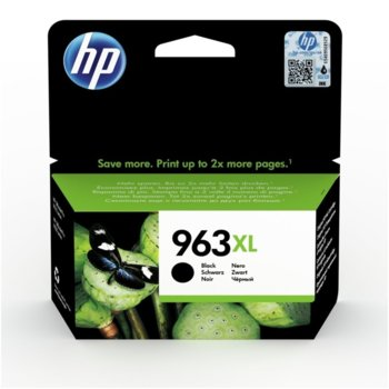 Глава за HP OfficeJet Pro 901x/902x, Black, - 3JA30AE - HP - Заб.: 2000 к image