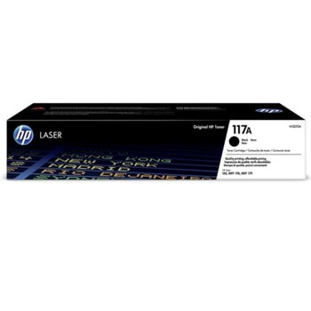Тонер касета за HP 150a/150nw, MFP 178nw/179fnw, Black - W2070A - HP - Заб.: 1000 к image