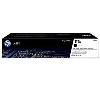 Тонер касета за HP 150a/150nw, MFP 178nw/179fnw, Black - W2070A - HP - Заб.: 1000 брой копия image