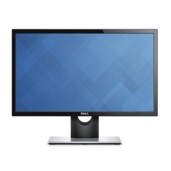 """Монитор Dell SE2216H (SE2216H_5Y), 21.5"""" (54.61 cm) VA панел, Full HD, 12ms, 8 000 000:1, 250cd/m2, HDMI, VGA image"""