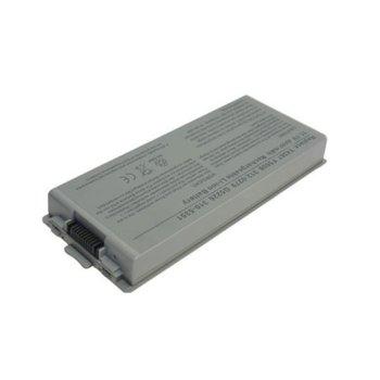 Батерия (заместител) за лаптоп DELL Latitude, съвместим с D810/Precision M70, 9cell, 11.1V, 6600mAh  image