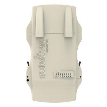 Микро точка за достъп MikroTik NetMETAL 5 (Dual Chain), 5GHz, Wireless AC, 2000mW, 1x SFP, USB, 1 x 10/100 Ethernet Port image