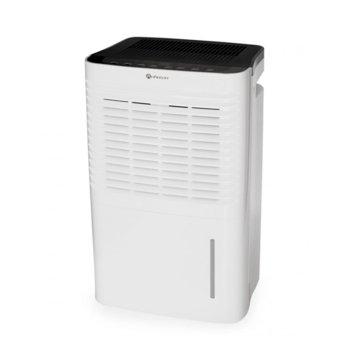 Обезвлажнител Rohnson R 9320, 4л. вместимост на резервоара, за помещения до 120m², автоматично изключване при напълване, таймер, бял image