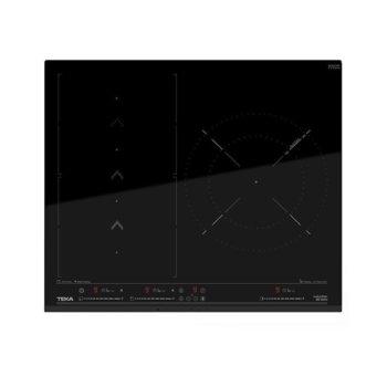 """Плот за вграждане Teka IZS 65600 SlideCooking, индукционен, 3 нагревателни зони, сензорно управление, функция """"Flex"""", черен image"""