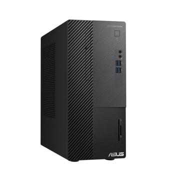 Настолен компютър Asus ExpertCenter D5 MiniT D500MAES-310100007R (90PF0241-M09830_90XB0440-BKM010) в комплект с клавиатура и мишка Asus, четириядрен Comet Lake Intel Core i3-10100 3.6/4.3 GHz, 8GB DDR4, 256GB SSD, 4x USB 3.2, Windows 10 Pro image
