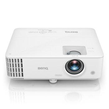 Проектор BenQ MU613, DLP, WUXGA (1920x1200), 10 000:1, 4 000 lm, 2x HDMI, VGA, USB image