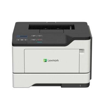 Лазерен принтер Lexmark MS421dn, монохромен, 1200 x 1200 dpi, 40 стр./мин, LAN, USB, A4 image