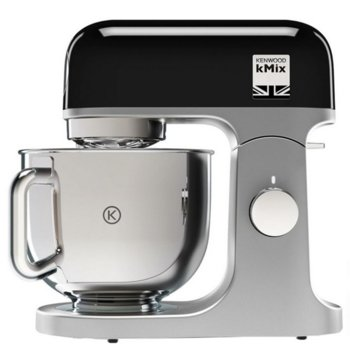 Кухненски робот Kenwood KMX750RD, 1000W, 6 скорости, черен/инокс image