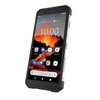 "Смартфон Myphone Hammer Explorer Pro (сив), поддържа 2 SIM карти, 5.7"" (14.48 cm) IPS дисплей, осемядрен MTK6761V 2GHz, 6GB RAM, 128GB Flash памет (+microSD слот), 48.0 & 8.0 MPix камера, Android, 273 g image"