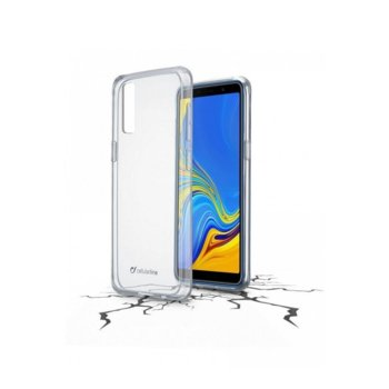 Cellular Line ClearDuo for Samsung Galaxy A7 2018 product