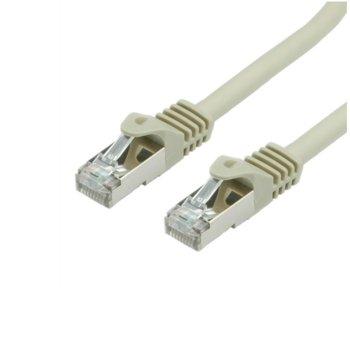 Пач кабел Roline, S/FTP, Cat.7, 5m, сив image