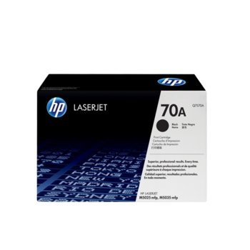 БАРАБАН ЗА HP LASER JET M5025MFP/M5035MFP - Black Print Cartridge + imaging drum - P№ Q7570A - заб.: 15000k image