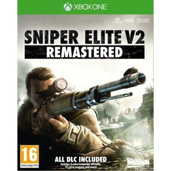 Игра за конзола Sniper Elite V2 Remastered, за Xbox One image