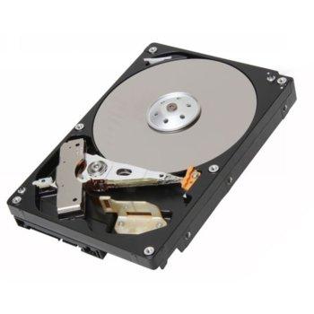 "Твърд диск 500GB Toshiba HDWD105UZSVA, SATA 6.0 Gb/s, 7200 rpm, 64MB, 3.5"" (8.89 cm), (Bulk) image"