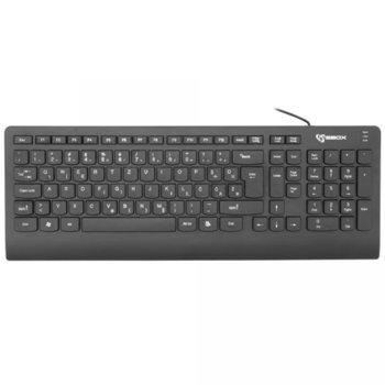 SBOX K-20 USB клавиатура черна product