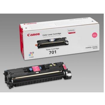 Касета за Canon LBP5200/ MF8180C - EP-701LM - Magenta - P№ 9289A003 - 2 000k image